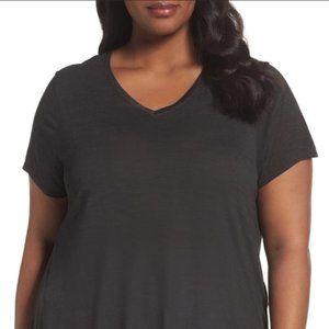 Sejour Semi Sheer T Shirt NWT
